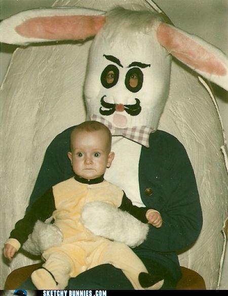 creepy bunny 1